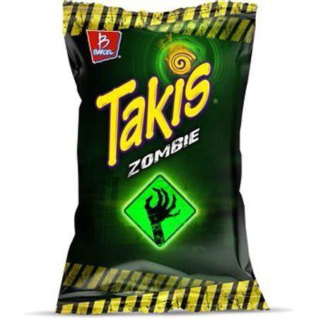 takis zombie barcel chips snacks box 4oz walmart bags mini amazon tortilla ct chip bimbo food cucumber habanero displays zombies