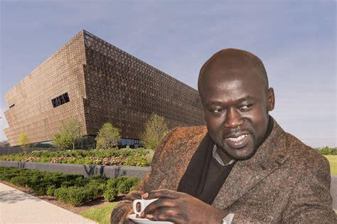 Superstar Architect Sir David Adjaye On His Magnum Opus