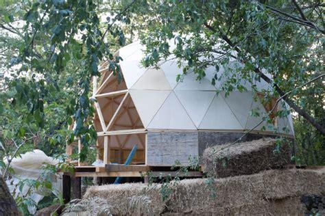 cupola geodetica costruzione una cupola geodetica per l ecovillaggio terra nuova
