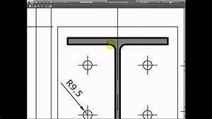 Autocad 2d Structural Detail Exercise Pt5 Of 5 - Layout Setup And Annotation
