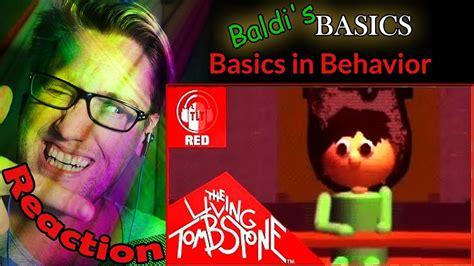 Baldi's Basics Song