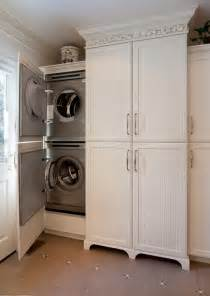 galley bathroom design ideas are the cabinet doors actually attached to washer dryer doors