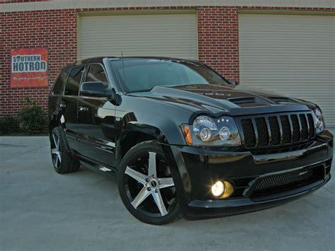 jeep srt 2007 2007 jeep cherokee srt8 twinturbocreations tt 1 4 mile