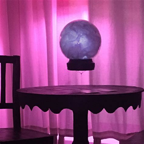 crystal ball decoration   seance halloween party
