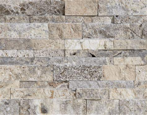 silver split face ledgestone petraslate tile stone