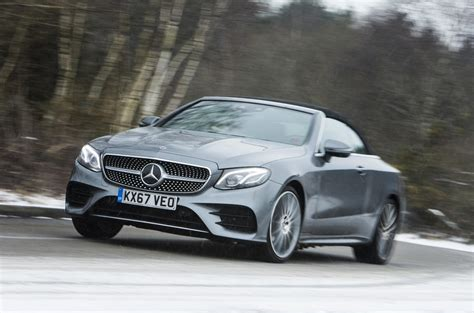 Mercedes E400 Convertible 2018 by Mercedes E400 Cabriolet 4matic Amg Line 2018 Review
