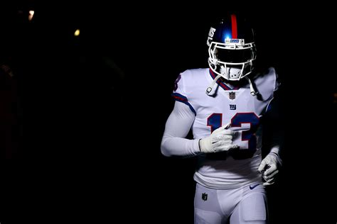 odell beckham jr  leak   color rush uniform