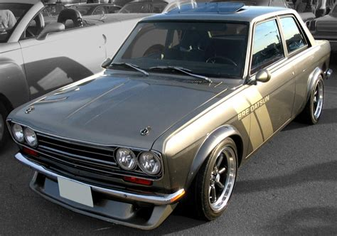 Datsun 510 Flares by New Or Used Rear Box Flares 510 1600 Ratsun Forums