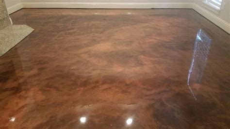 Metallic Epoxy Coatings Services In Shreveport, Bossier
