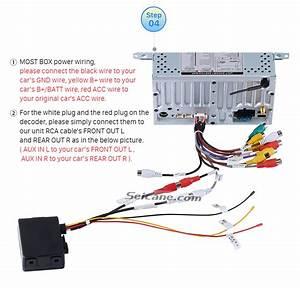 Honda Radio Wire Plug Diagrams