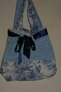 Que Faire Avec Des Vieux Jeans : sac avec un vieux jean couture pinterest ~ Melissatoandfro.com Idées de Décoration
