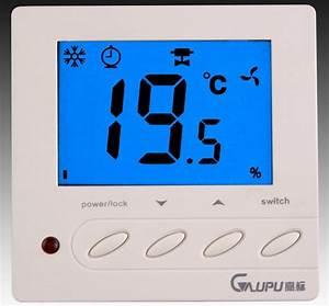 China Gp100 Series Room Thermostat