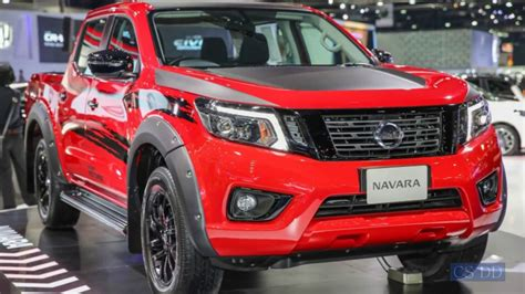 nissan np navara black edition youtube