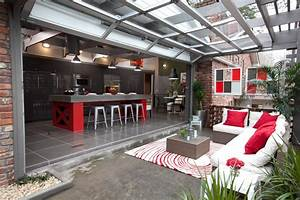 10 Gorgeous Backyard Kitchen Designs DIY Network Blog