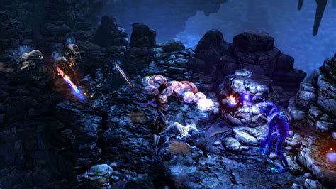 dungeon siege review rpgfan review dungeon siege iii