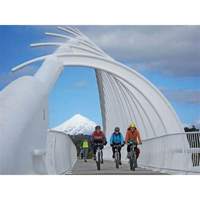 Cycle route components between intersectionsNZ