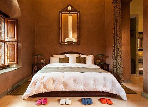 chambre style marocain décoration chambre marocaine