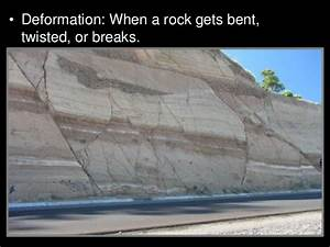 Faults And Folds Earth Science Lesson Powerpoint
