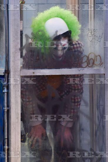 New set photos provide another look at Joaquin Phoenix's ...