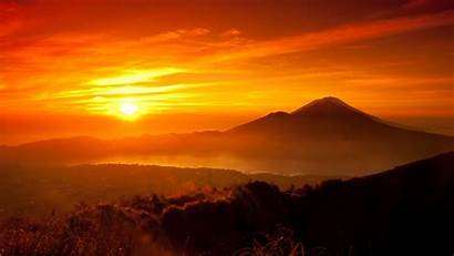 Orange Wallpapers Sunset