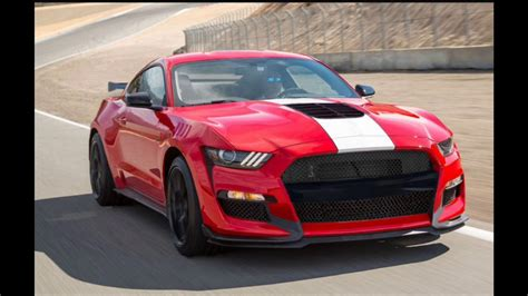 2019 Shelby Gt500 Specs Youtube