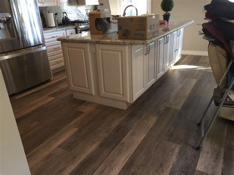 Coretec Plus Flooring Blackstone Oak by Coretec Plus Blackstone Oak Rustic Vinyl Flooring