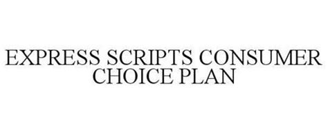 phone number for express scripts express scripts consumer choice plan trademark of express