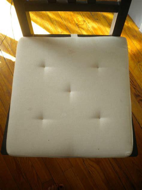 galettes chaises galettes de chaise culturecouture