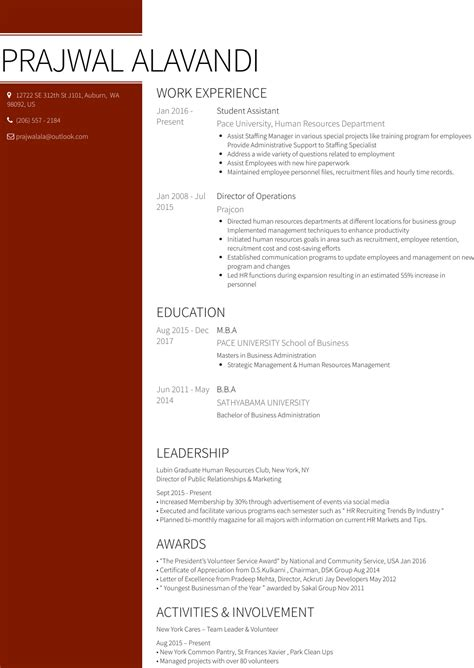 Resume Assistance by Student Assistant Resume Sles And Templates Visualcv