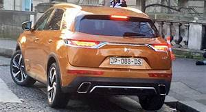 Suv Citroen Ds7 : new ds7 crossback mid size suv captured undisguised new photos ~ Melissatoandfro.com Idées de Décoration