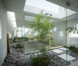 amazing home atrium multi level interior garden design - Home Garden Interior Design