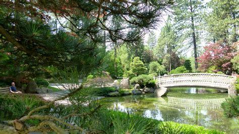 Spokane's Manito Park Peaceful, Cool Rv Short Stop