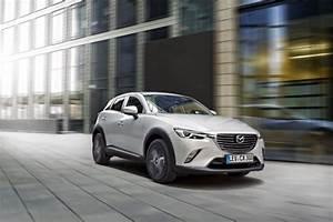 Mazda Cx3 Prix : prix mazda cx3 des tarifs lev s mais un quipement complet l 39 argus ~ Medecine-chirurgie-esthetiques.com Avis de Voitures