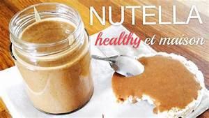 Nutella Maison Recette : nutella maison healthy et vegan recettes vegetaliennes ~ Nature-et-papiers.com Idées de Décoration