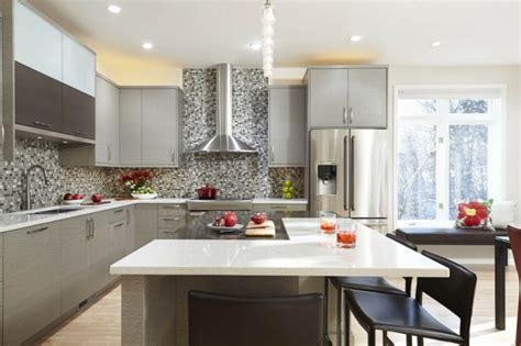 townhouse kitchen design ideas la cuisine en l moderne et comment l am 233 nager 6313
