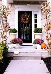 Fall Porch Decor Inspiration