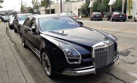 S600 Royale mercedes s600 royale q8 all in one the