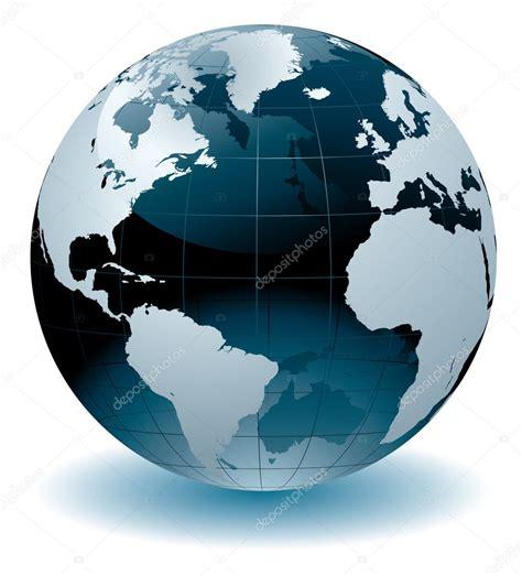 foto de Globe terrestre Image vectorielle rtguest © #3072083