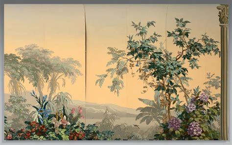 papier peint panoramique papier peint panoramique de la manufacture zuber isola