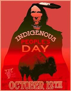 Happy Indigenous Peoples Day!