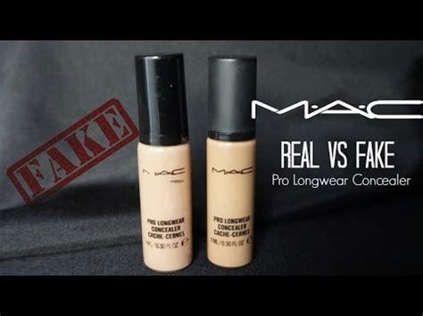 real  fake mac cosmetics concealer nc   spot youtube