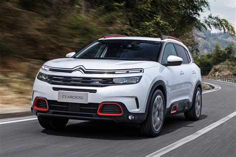 citroen suv 2018 new 2018 citroen c5 aircross suv makes shanghai debut