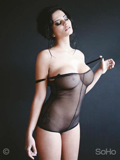 Fotos Periodista Colombiana Se Desnudó Para Festejar El