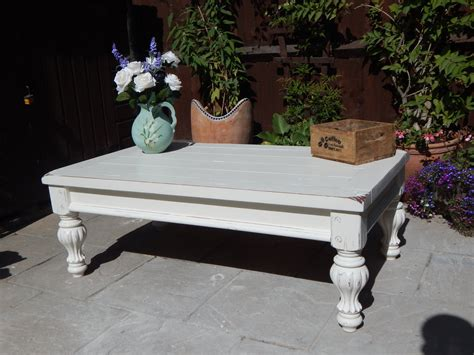 (it does come in an antique white. LARGE, SHABBY CHIC , FRENCH COUNTRY , COFFEE TABLE # # # SOLD # # # - :moonstripe: