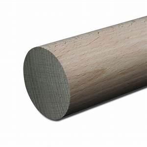 Holz 24 Direkt : rundstab bastelleiste holzstab aus buche massivholz 50mm 1000mm ebay ~ Watch28wear.com Haus und Dekorationen