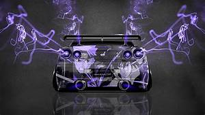 Nissan Skyline GTR R34 JDM Back Anime Aerography Car 2014