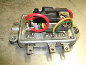 Classic Car And Motorcycle Electronic Dynamo Regulators