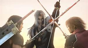 Sephiroth Final Fantasy Characters Final Fantasy Union