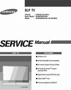 Samsung Dlp Wiring Diagram