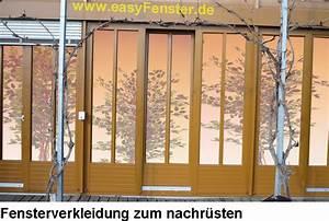 Bausatz Wintergarten Zur Selbstmontage : holzfenster und wintergarten verkleiden mit einer fensterverkleidung aluverkleidung ~ Frokenaadalensverden.com Haus und Dekorationen